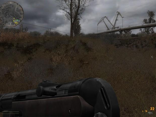 Stalker MP40