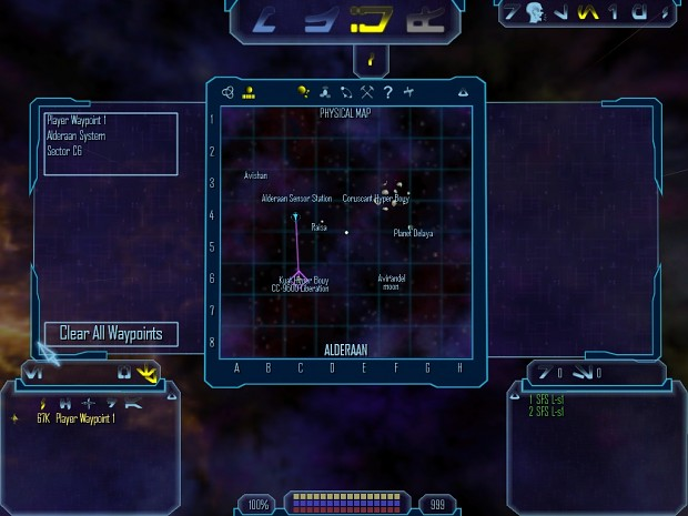 Alderaan system map (v0.4)