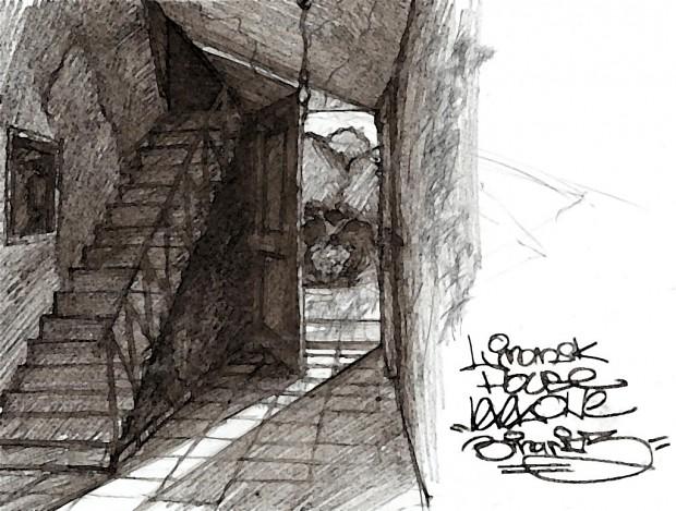 Stalker themed illustrations
