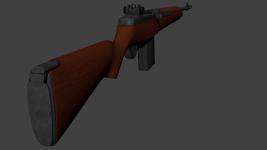 M14 High poly