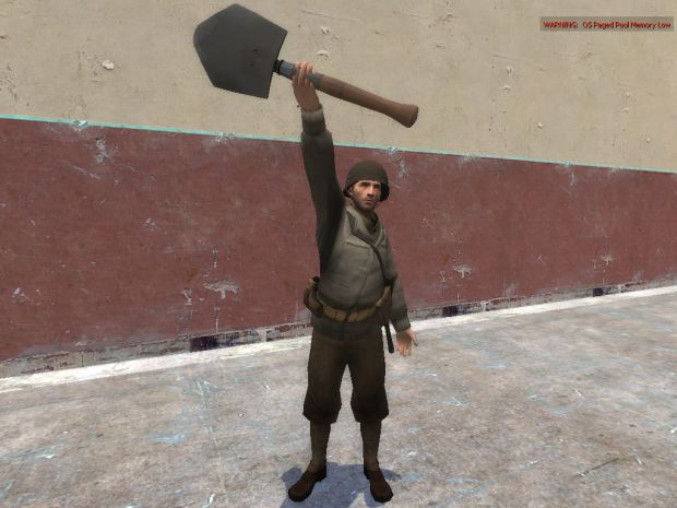 American Soldier in GMod