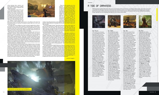 destiny  game informer