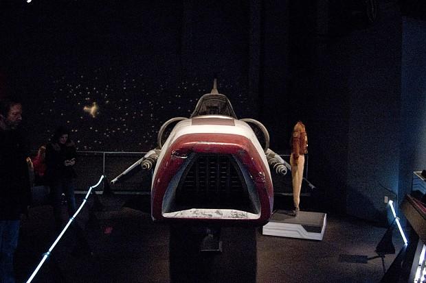Battlestar Galactica Exhibit (Seattle EMP)