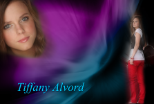 Tiffany Alvord  Wallpapers