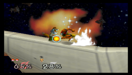 super smash bros screenshots