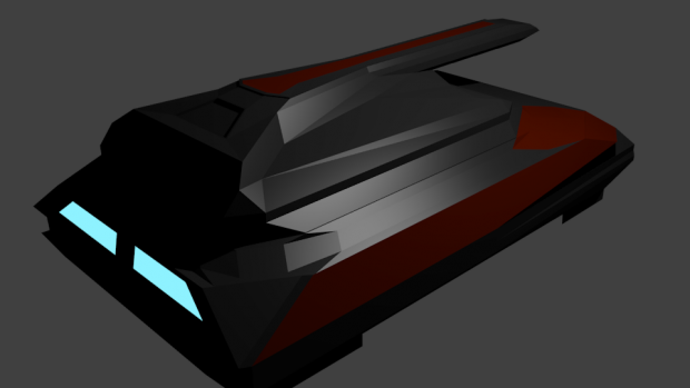 WIP Hover tank