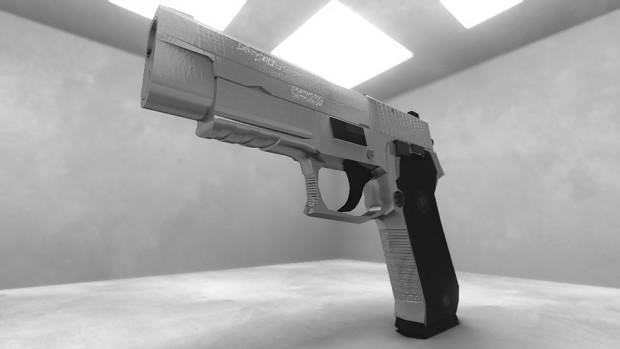 P220 Blender model