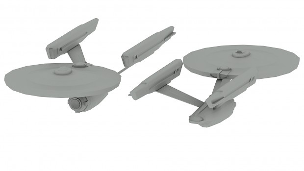 Constitution class starship