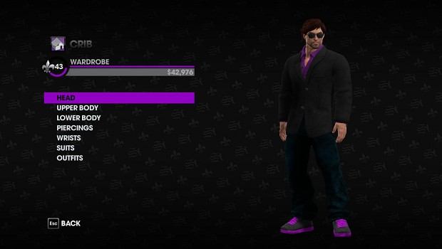 Saints Row 3: My Character