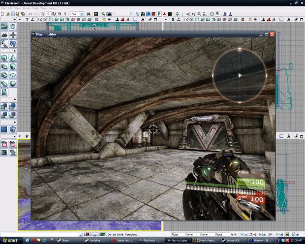 More fooling in UDK