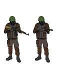 Soviet Conscripts