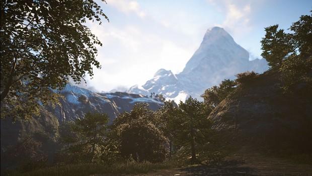 Far Cry 4 scenery