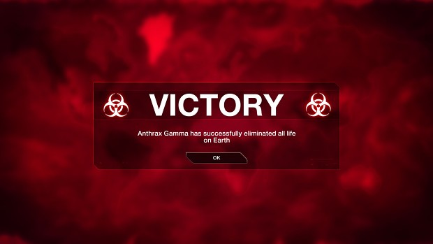 So I was playing some Plague Inc. Evolved...