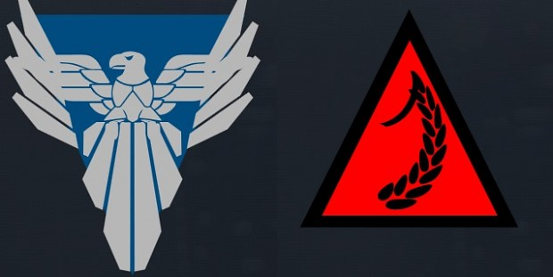 C&C Themed emblems for BF4