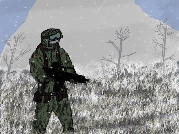 EU Paratrooper