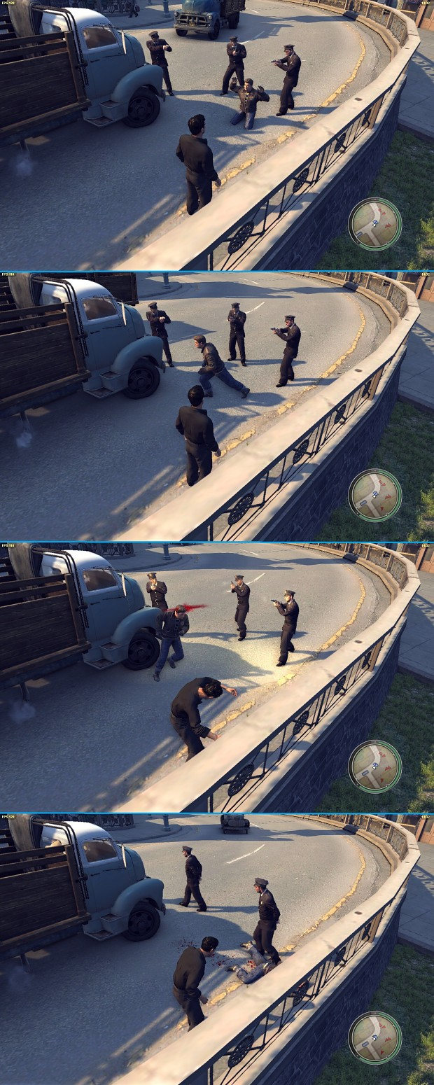 Mafia 2 fair fight