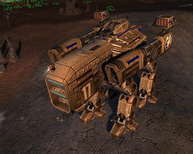 Mammoth Mk II(Tiberium Essence)
