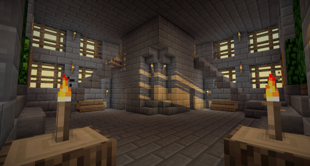 Masyaf Castle 2 Interior (Lower Floor) (JPEG Obrázek, 640 × 480 Bodů) | Minecraft  Ideas | Pinterest | Floors, Interiors And Castles