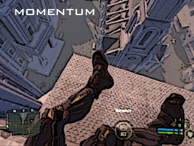 Crysis Momentum Wall running