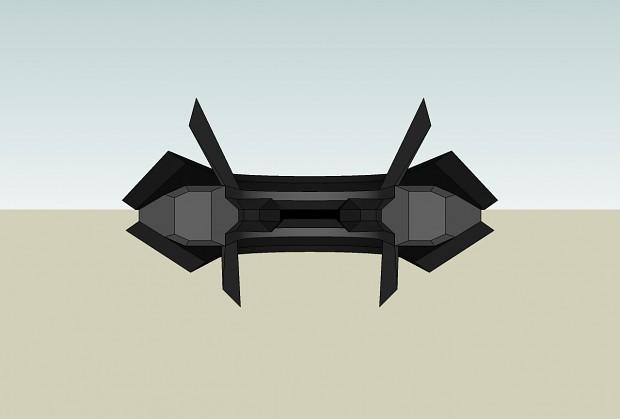 Bentusi Frigate Concept