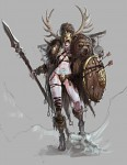 Female Barbarian #2