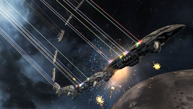 EVE Online - Happy New Year!