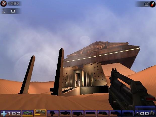 Abydos for Stargate: THE KEY