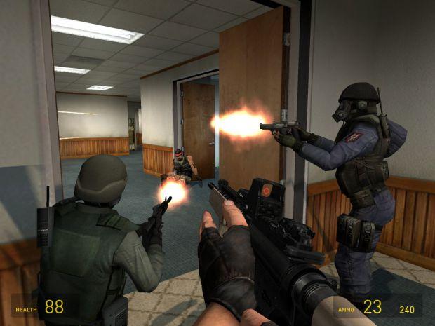 Counter-Terrorist Mission