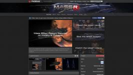 Mass Effect Reborn - Page Design V3