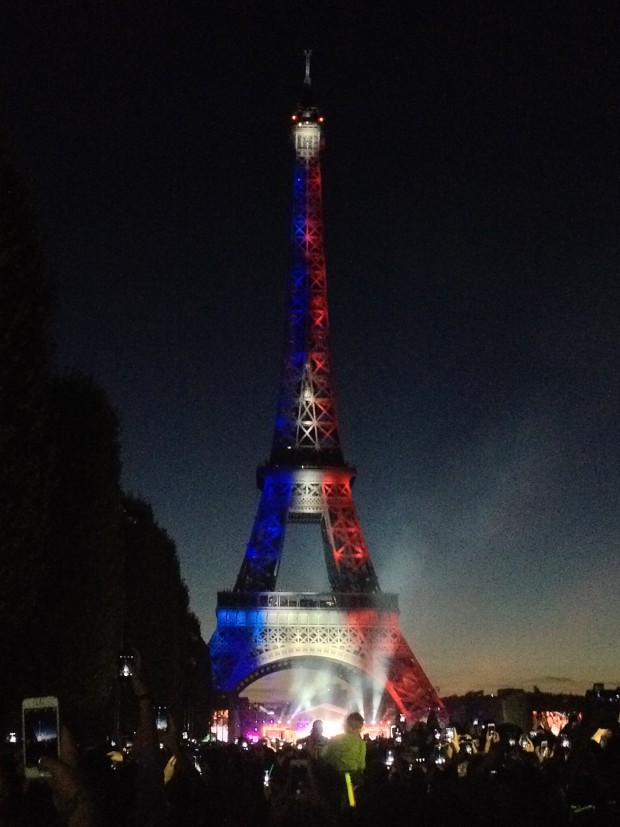 National Day in France