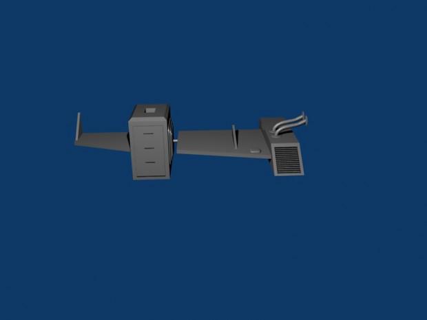 Reaper Concept NOD Wing Front