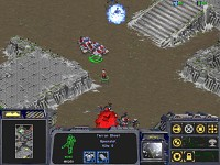StarCraft with 4 Button Columns