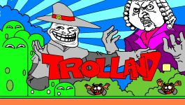 Trolland-a concept art for a mario mod