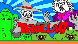 Trolland-a concept art for a mario mod