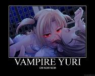Vampire Yuri... SUGOOOOIII!