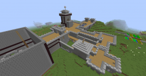 Current Minecraft WIP Project