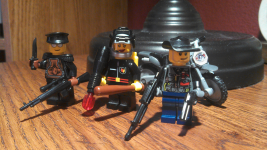 The Return Cast in LEGO, Part 2
