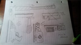 Some Sketches and Doodles - Sovereign Armory