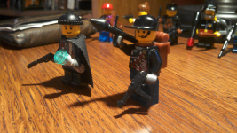 The Return Cast in LEGO, Part 3