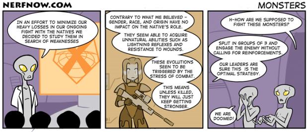 Video Game Comics