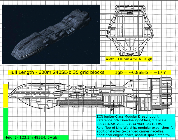 New ZCN Warship Build Scematics