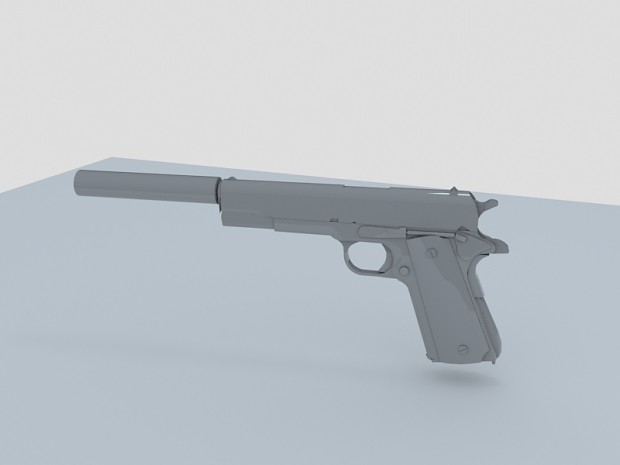 M1911 for our Project