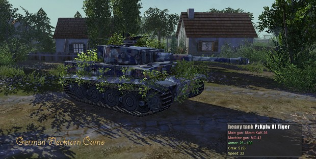 german_flecktarn_camo skin