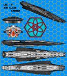 LDC-21 Ark Class Carrier