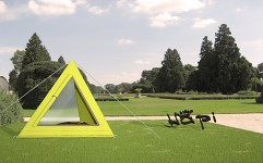 University project - Tent