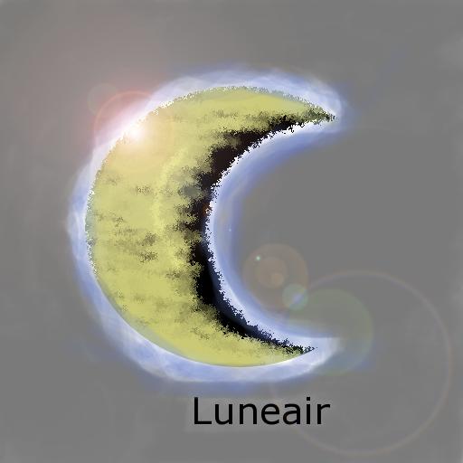 Luneair Logo