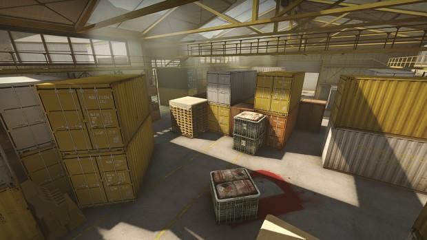 Counter Strike : GO maps
