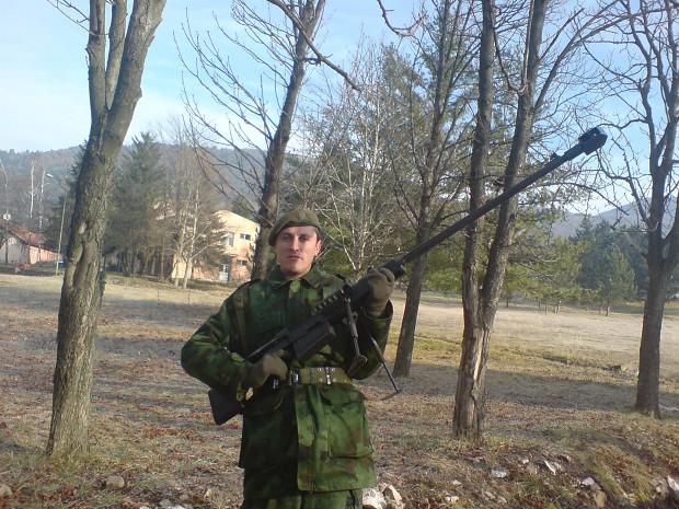 Serb Sniper