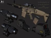 IMBROKERU`S FN-SCAR-H