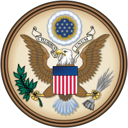 The Great Seal of the United State of America